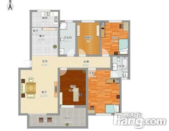 省医附近东明路黄河路123号院朝南大两房价格可谈二手房