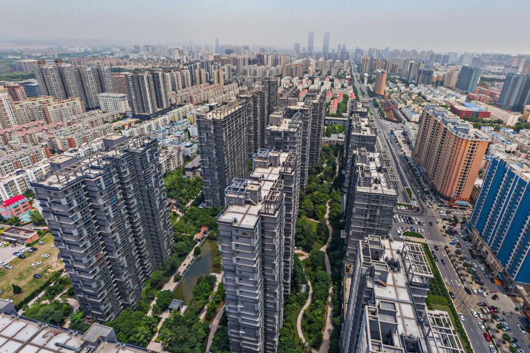 郑东新区永威翡翠城2室2厅二手房
