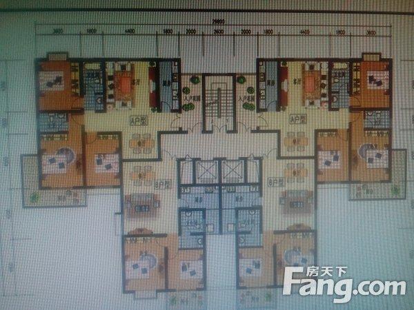 金色年华,215平三四楼复式,免/税急卖,看房方便。二手房