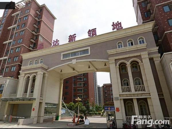 郑东新区晖达新领地3室2厅二手房
